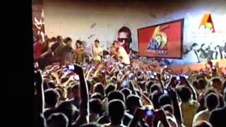 Imran Khan live Amplifier in Pakistan (Lahore)