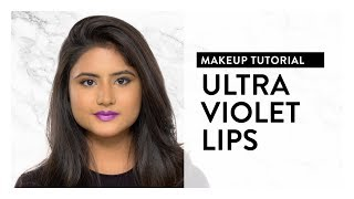 Makeup Tutorial l Bold Lips