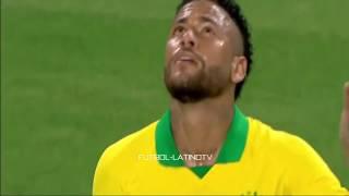 полный обзор матча Бразилия-Колумбия 07.09.19 товарищеский матч