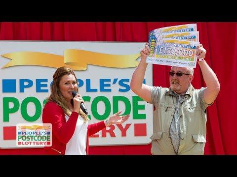 #PostcodeMillions Winners - S63 8EZ In Bolton Upon Dearne On 01/07/2017 - People's Postcode Lottery