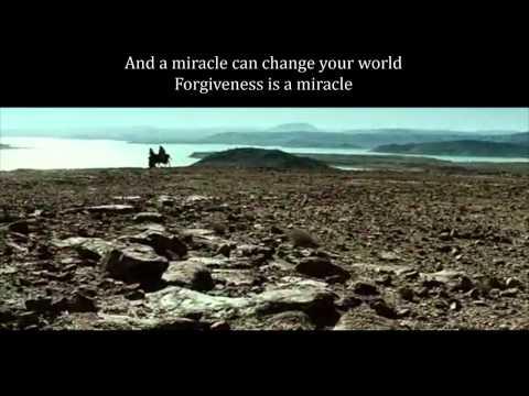 Forgiveness is a Miracle   Jason Gray   Lyrics