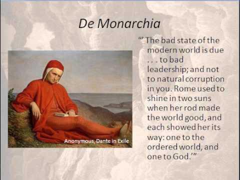 Dante's Purgatorio Canto XVI