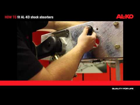 HOW TO fit AL-KO shock absorbers from YouTube · Duration:  1 minutes 50 seconds