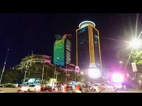 Night time photos by Sony Xperia Z5 Premium | Phnom Penh City