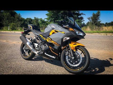 2018 Kawasaki Ninja 400   First Ride & Review