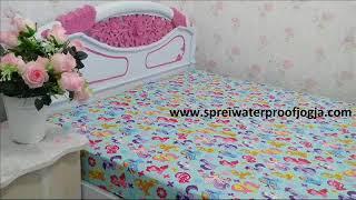 HP/WA 0878-8457-4737 | Sprei Anti Bocor Murah Karakter |Doraemon | Little Pony | Thomas