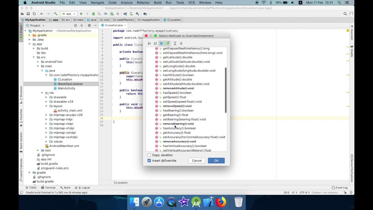 Develop Simple Speedometer in Android Studio