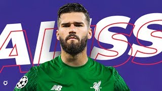 Look at what Alisson Becker did in his best match so far !