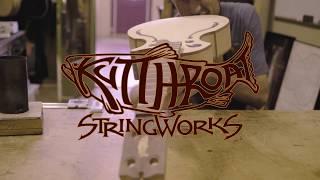 Kutthroat StringWorks - Making Sawdust... & Beautiful String Instruments
