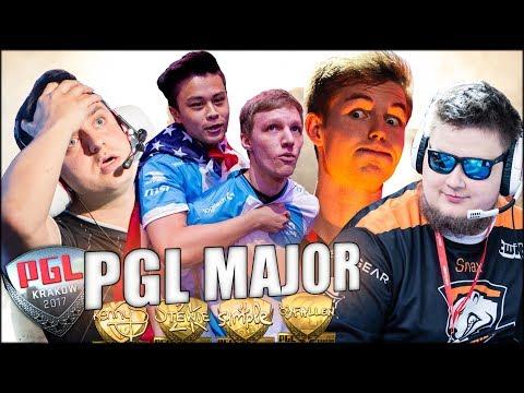 PGL Major 2017 Hype Montage (Legends & Challengers)