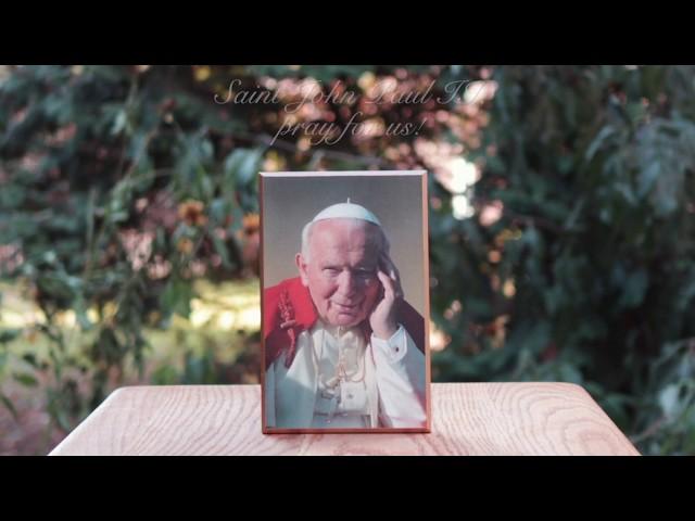 Saint John Paul II - World Youth Day in Toronto (reflection)