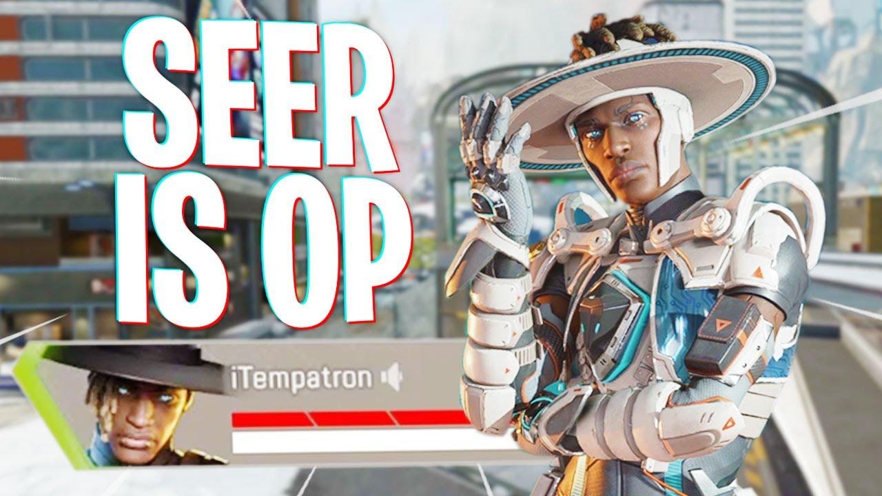 Download Seer is TOO Good in Apex Season 10... - Apex Legends Season 10 Seer Gameplay