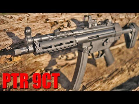PTR 9CT 1000 Round Review: An American Made MP5 You Can Afford