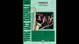 Vehicle, arr. Ralph Ford - Score & Sound