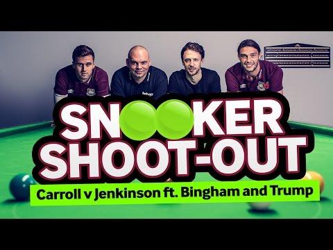 Snooker Shoot-out: Carroll v Jenkinson  | Ft. Stuart Bingham and Judd Trump