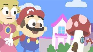 Mario (Home) Maker | Animated House Hunters Parody