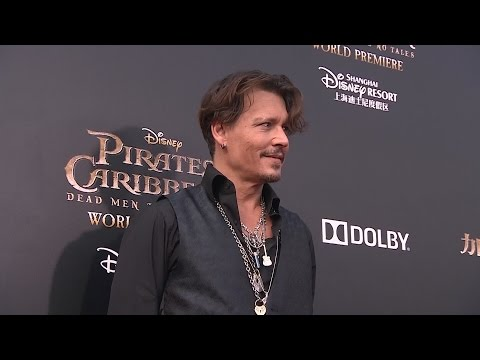 'Pirates of the Caribbean: Dead Men Tell No Tales' World Premiere