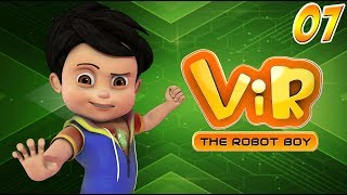 Vir: The Robot Boy | Hindi Cartoon Series For Kids | Happy Birthday Chulbul | Hindi Stories|Wow Kidz