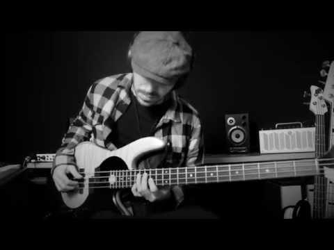 JOHN LEGEND - All of Me [Bass Solo Loop Cover by Miki Santamaria] Fodera Yin Yang