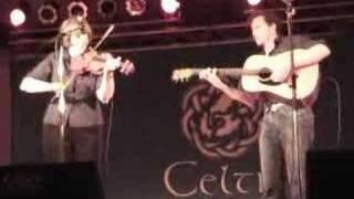 LIz Carroll & John Doyle Celtic Colours 2006 clip1