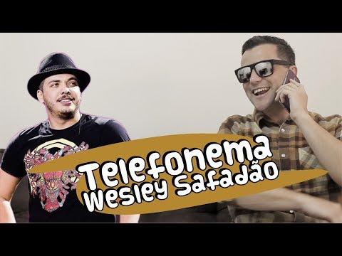 CQG // Telefonema Wesley Safadão