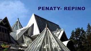видео Музей-усадьба Репинские Пенаты в пос. Репино