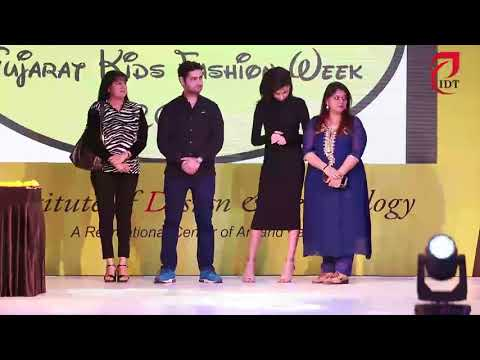 Gujarat Kids Fashion Week 2018 - Grand Finale (Part 1)