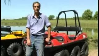 Vehiculo Anfibio 6x6 y 8x8