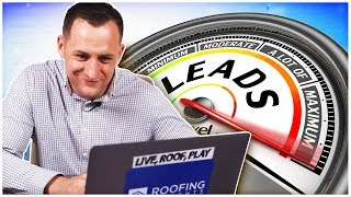 How to generate roofing leads in 2018