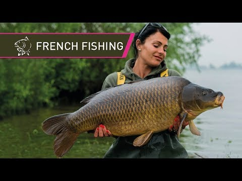 French Carp Fishing In Spring With Samir And Claire - Lac Du Der And More.