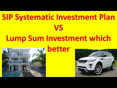 Advantages & Benefits of SIP (Systematic Investment Plan)