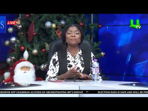 Critical Issues With Afia Pokua 19/12/20