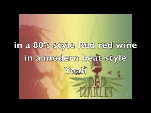 UB40-Red red wine