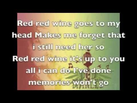 Ub40 red red wine song free download.