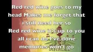 UB40-Red red wine