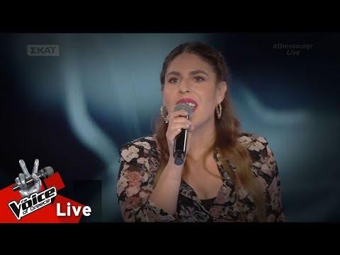 Μαρία Μοσκοφιάν - Άρνηση  2o   The Voice of Greece