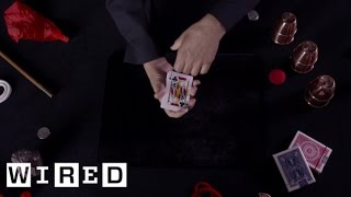 This is FAST: Magic Tricks | WIRED
