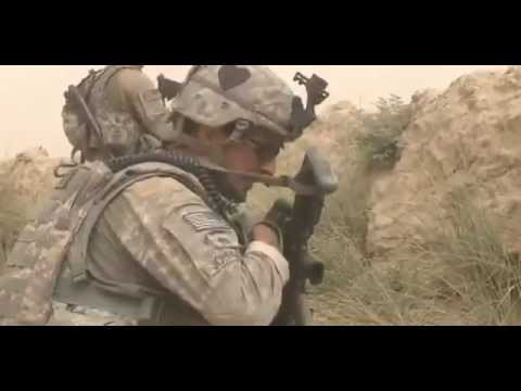 101st Airborne Division During Operation Dragon Strike In Afghanistan