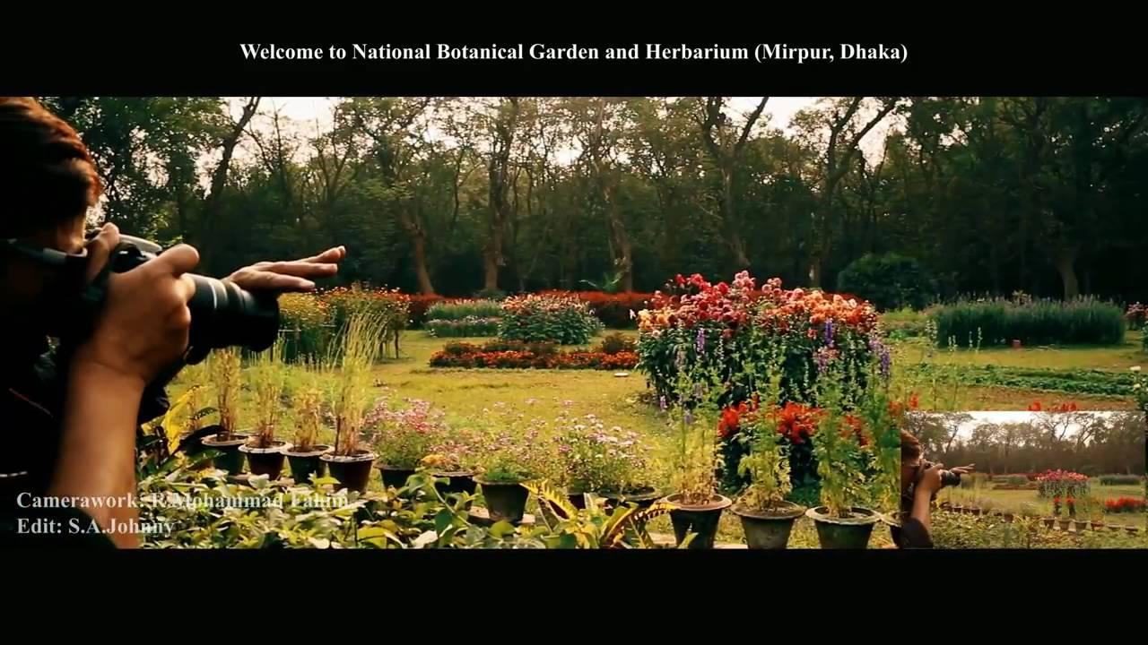 Bangladesh National Botanical Garden and Herbarium Mirpur Dhaka ...