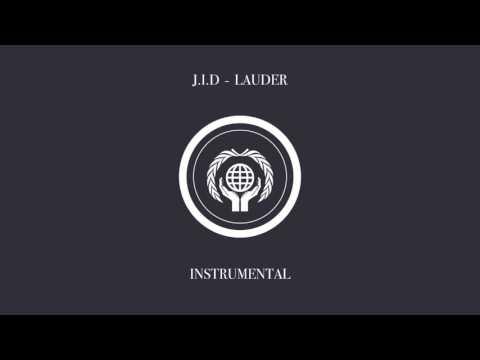 J.I.D - LAUDER (Instrumental)
