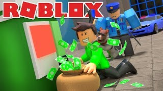 I'M THE WORST ROBER OF ROBLOX! -Roblox Mad City anglais