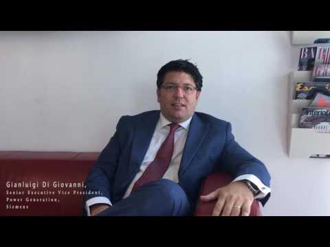 Utilities Middle East speaks to Gianluigi Di Giovanni, Siemens