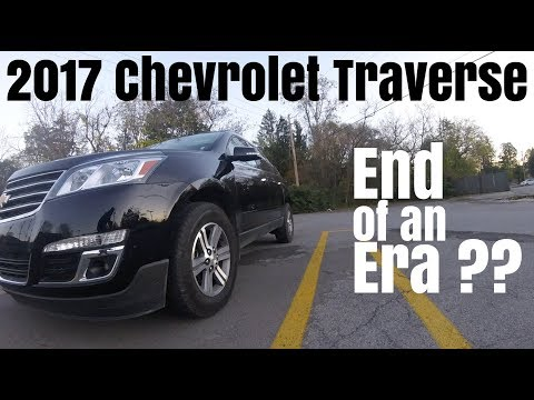 2017 Chevy Traverse 0-60 & Review | End of an Era ???