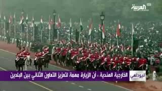 الشيخ محمد بن زايد ضيف شرف في احتفالات الهند باليوم الوطني