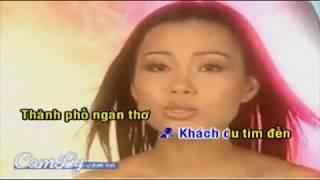 KARAOKE  DA LAT HOANG HON    Chau Huynh moi Nam beat thumbnail