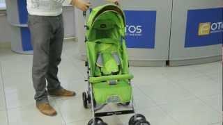 Детская маневренная коляска-трость - VENUS от Milly Mally
