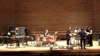 Kecak - Appalachian State University Percussion Ensemble