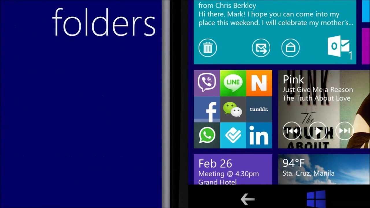 Update von Windows Phone auf Windows 10 Mobile steht bereit - blogger.com