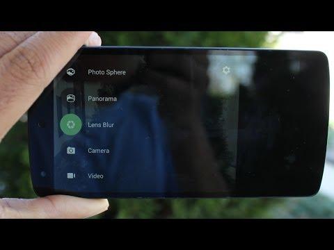 New Google Camera App: Hands On