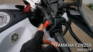 Yamaha FZN250 l FZ25